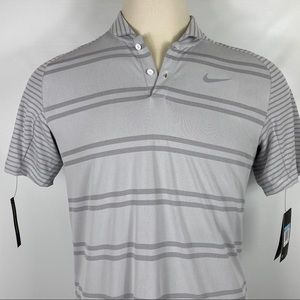 NWT Tiger Woods Standard Fit Zonal Cooling Polo Md